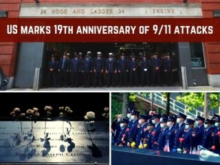 U.S. marks 9/11 attacks anniversary