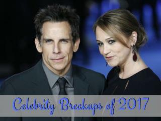 Celebrity Breakups 2017