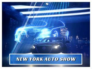 2018 New York Auto Show