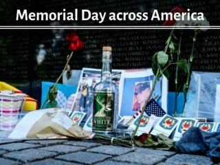 Memorial Day 2019 across America