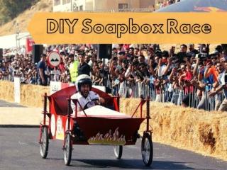 Red Bull Soapbox Race in Amman