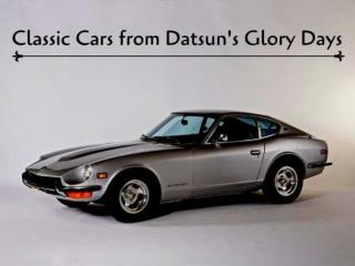 Datsun Classic Cars