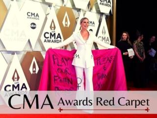 2019 CMA Awards Red Carpet