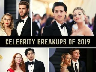 Celebrity breakups of 2019