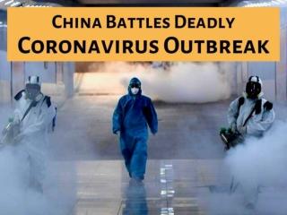 China battles deadly coronavirus outbreak