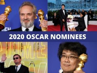 2020 Oscar nominees
