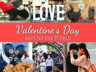 Valentine's Day 2020 Around the World