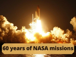 60 years of NASA missions
