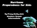 Hurricane Preparedness for Kids